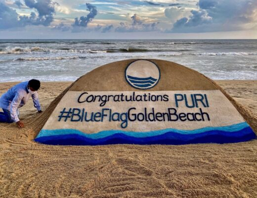 Top 8 Indian beaches to be awarded international Blue Flag Certification