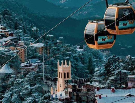 Shimla Manali Tour Packages from Lucknow