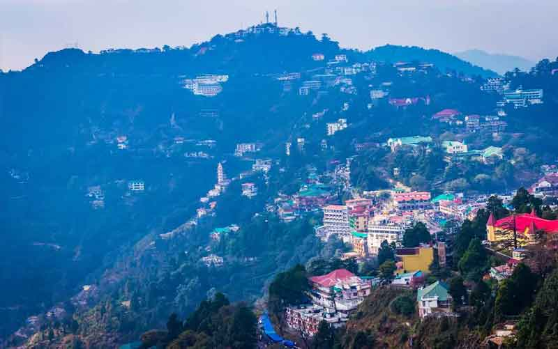 Mussoorie honeymoon