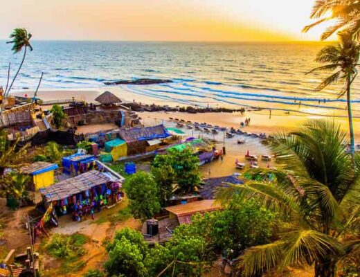 Topmost Reasons to Book Goa Tour Packages from Delhi with Your Better Half
