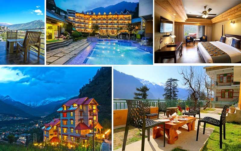 Hotel in shimla manali
