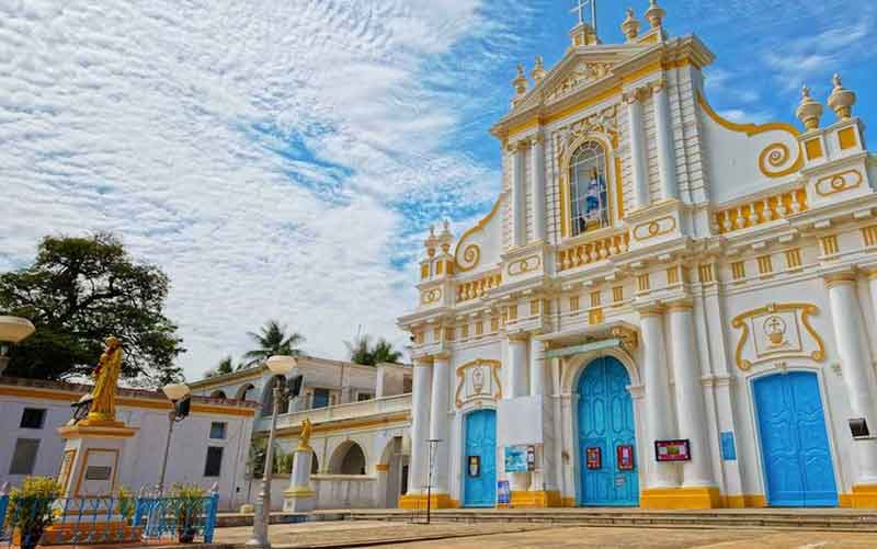 Immaculate Conception Cathedral Pondichery