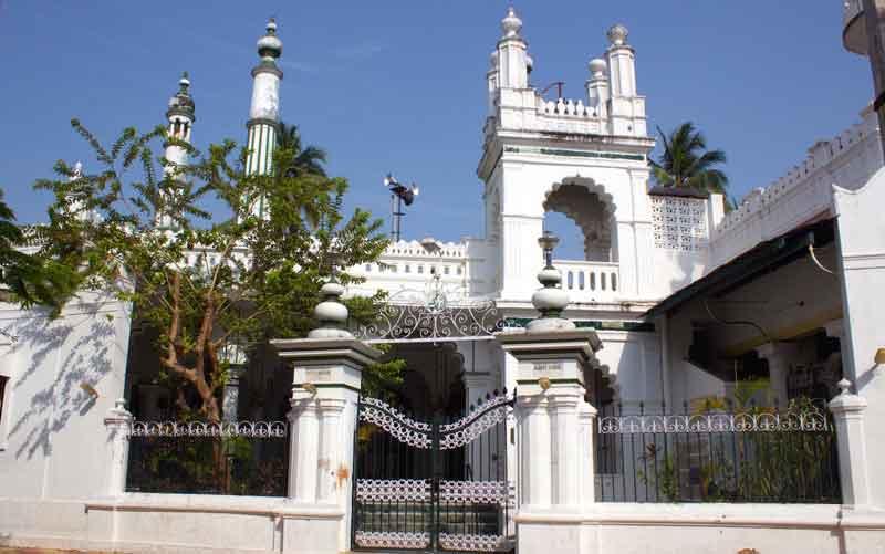 Meeran Mosque Pondicherry