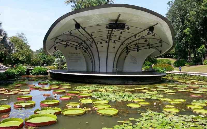 The Pondicherry Botanical Garden