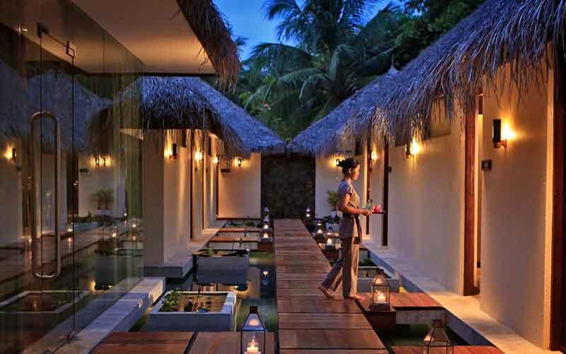 VELI SPA IN MALDIVES
