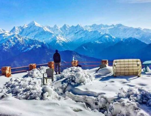 10 Best Snowfall Places in India in Winter 2021