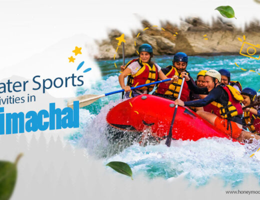 Top 7 Thrilling Water Sports Activities in Himachal Pradesh