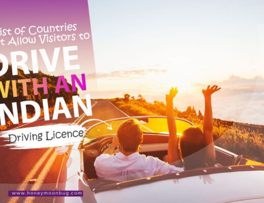 List of Countries That Allow Visitors to Drive with An Indian Driving Licence