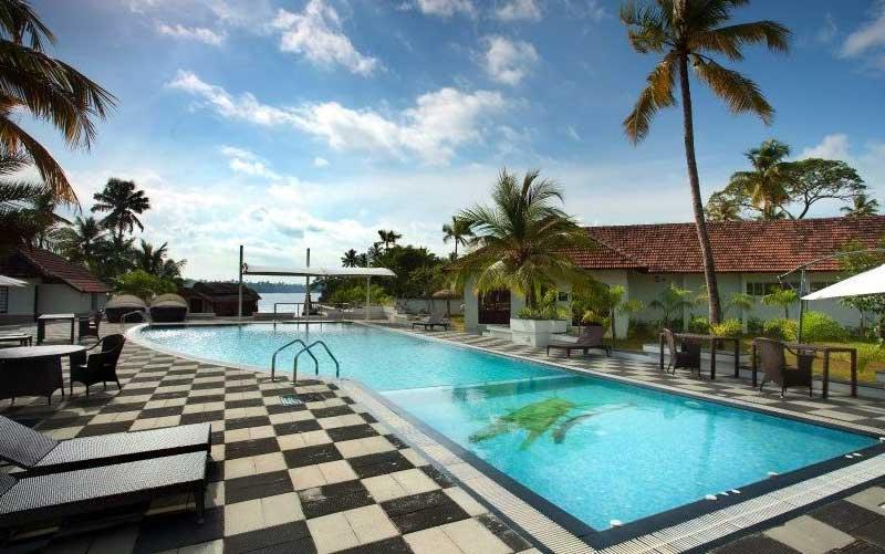 Cherai Beach Resort with Private Pool Villa