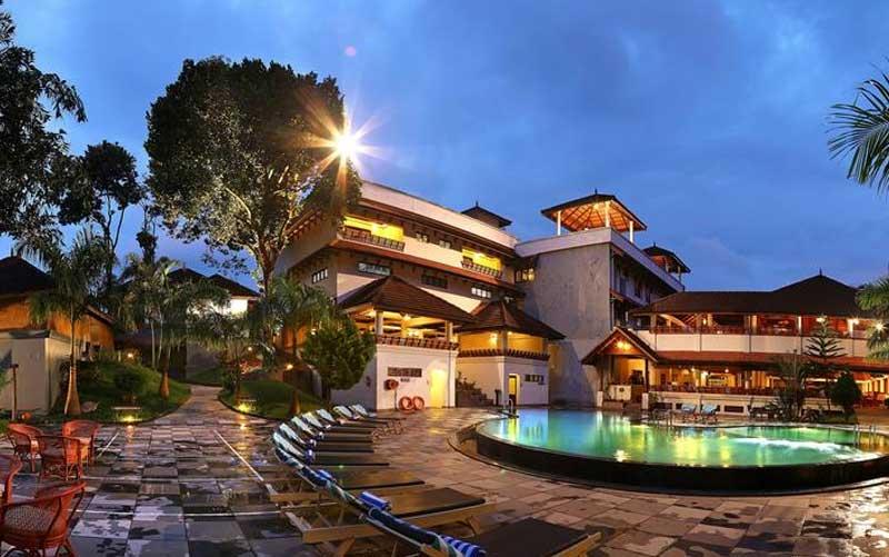 Elephant Court Resort, Thekkady