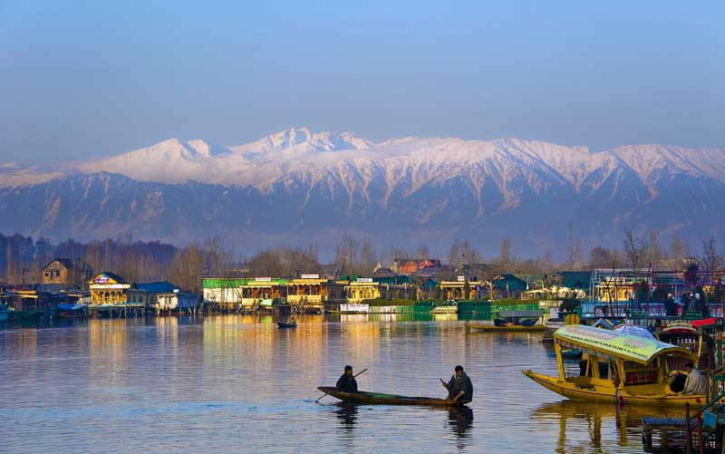 Heavenly Places to Visit in Srinagar