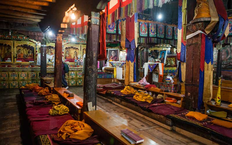 History of Thiksey Monastery