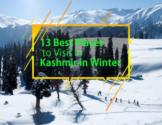 13 Best Places to Visit in Kashmir in Winter