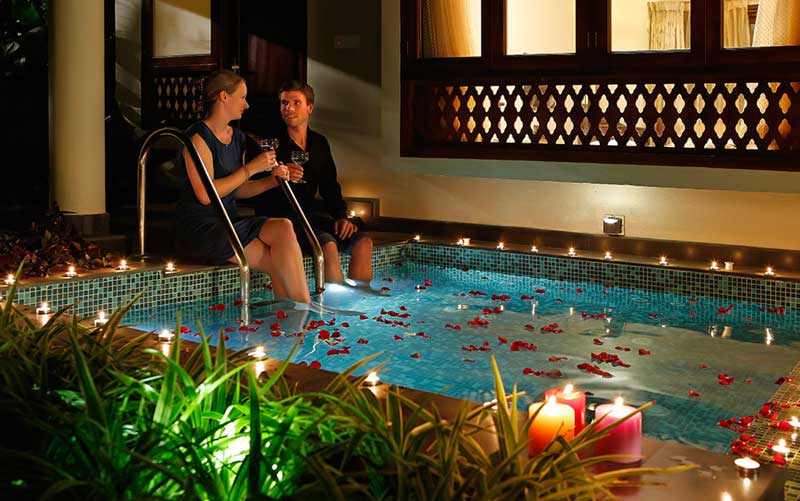 Kerala with Private Pool Villa