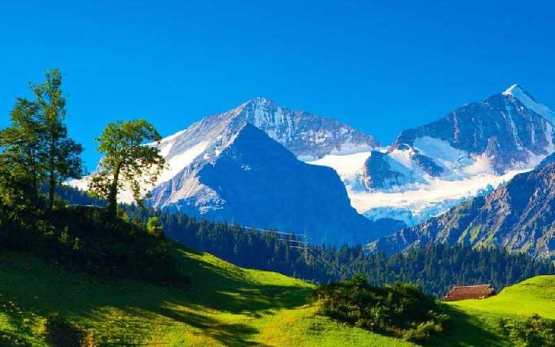 Magical Views Kashmir