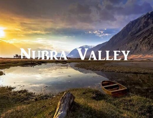 Explore One of the moonscapes of Ladakh – Nubra Valley
