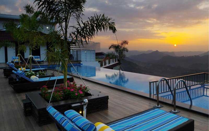 Panormic Getway Resort, Munnar