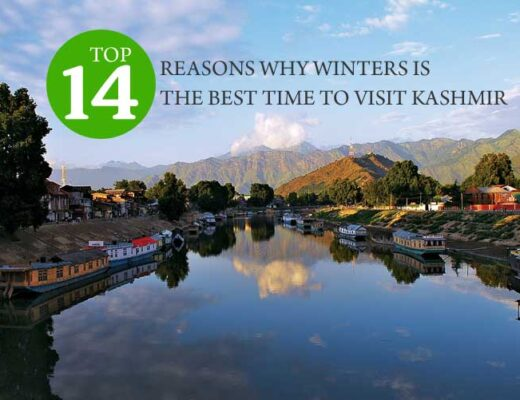 Top 14 Reasons Why Winters is the Best Time to Visit Kashmir