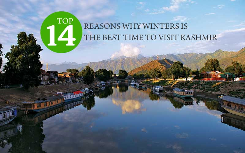 Reasons Why Winters is the Best Time to Visit Kashmir
