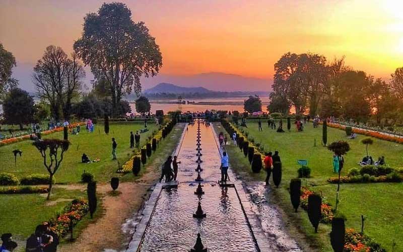 Shalimar Bagh Mughal Gardens