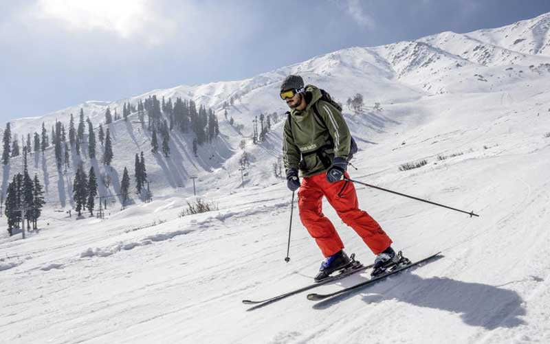 Sports Activities in Kashmir