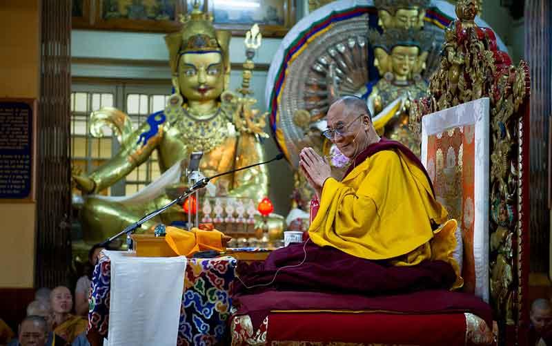 The Dalai Lama Temple