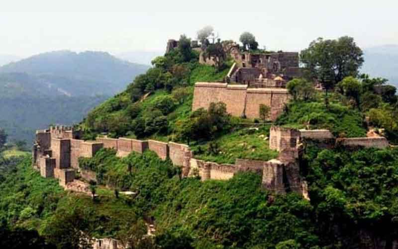 dharamshala kangra fort
