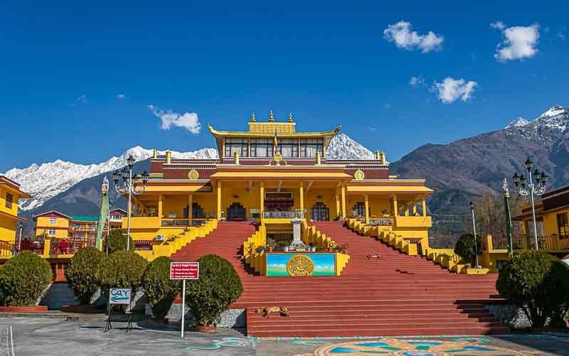 gyuto monastery dharamshala