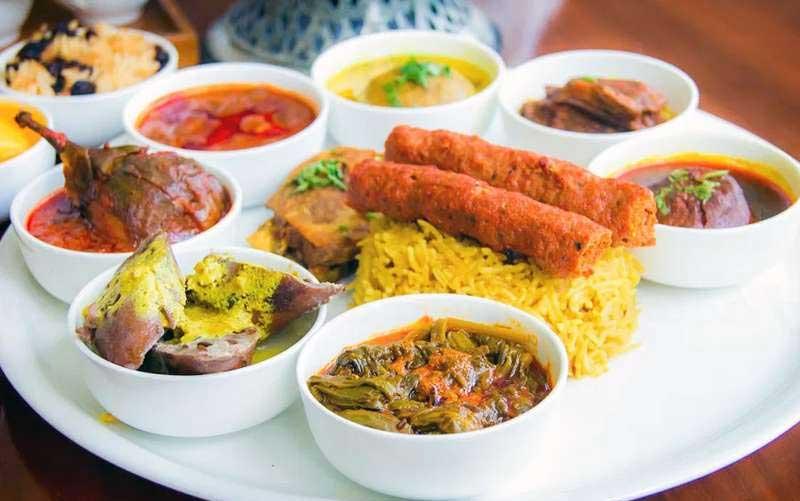kashmir local food