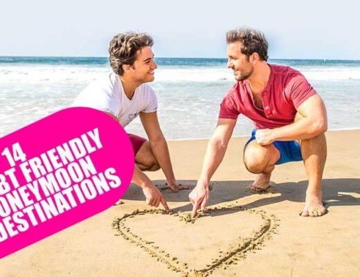 Top 14 LGBT Friendly Honeymoon Destinations