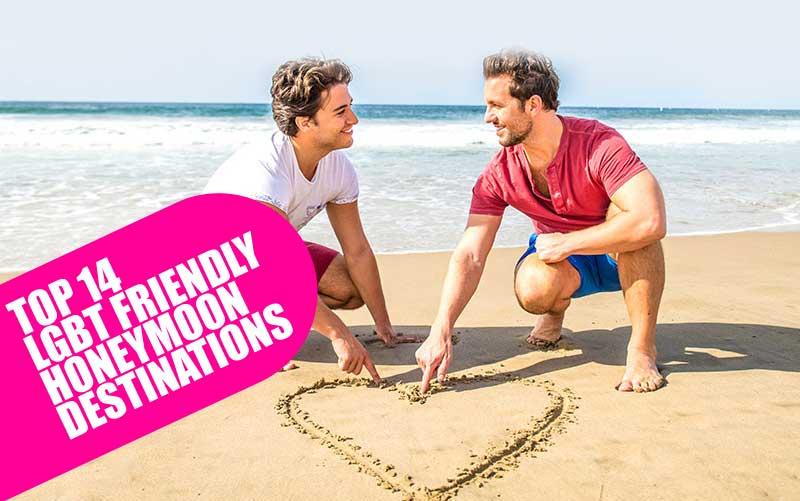 lgbt friendly honeymoon destinations