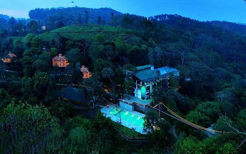 vythiri resort wayanad