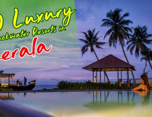 10 Luxury Backwater Resorts in Kerala for Extraordinary Vacations