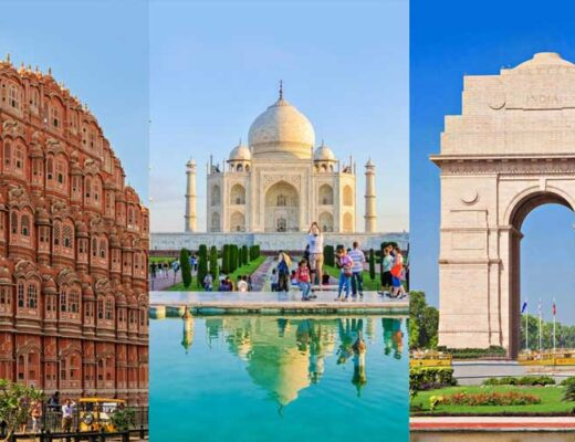 Top 10 Reasons to Visit Golden Triangle Tour on Your Next Vacation