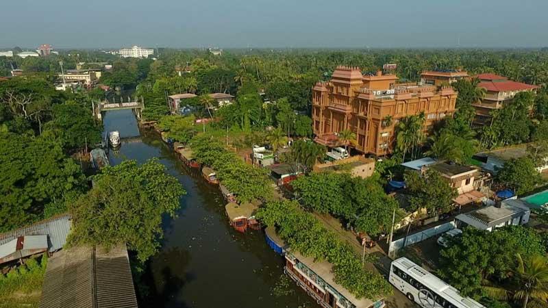 Haveli Backwater Resort, Alappuzha