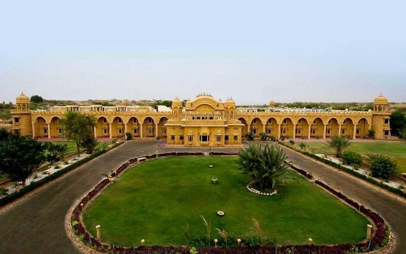 Maharaja's Palace jaisalmer