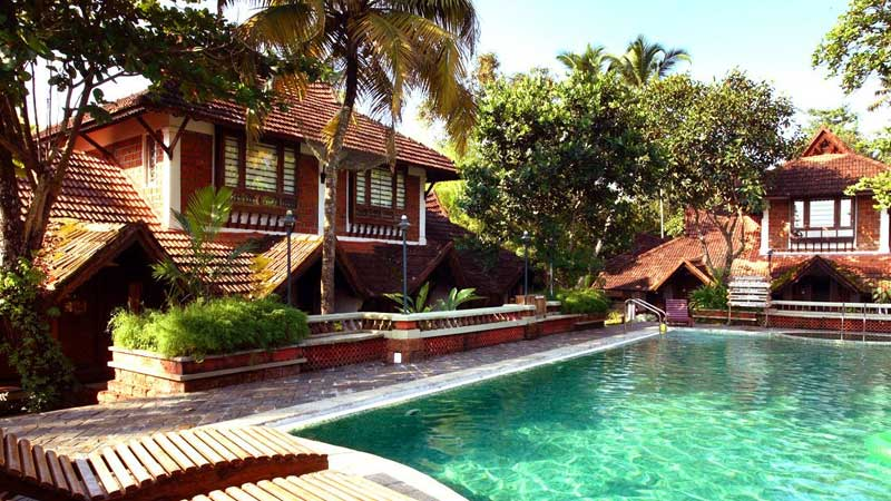 Punnamada Backwater Resort, Alleppey