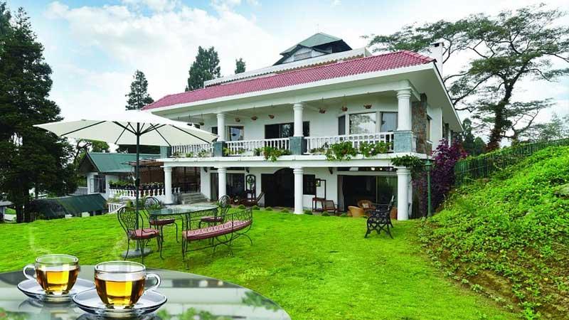 Sourenee Tea Resort, Darjeeling