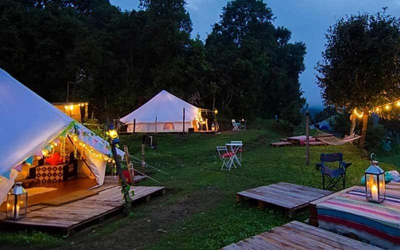 chakrata camping