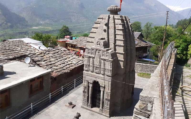 gauri shankar temple manali