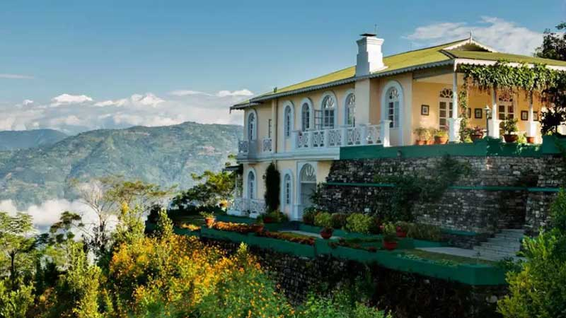 glenburn tea estate darjeeling