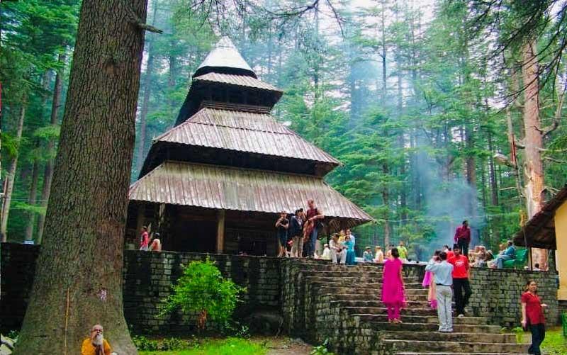 manali hadimba temple