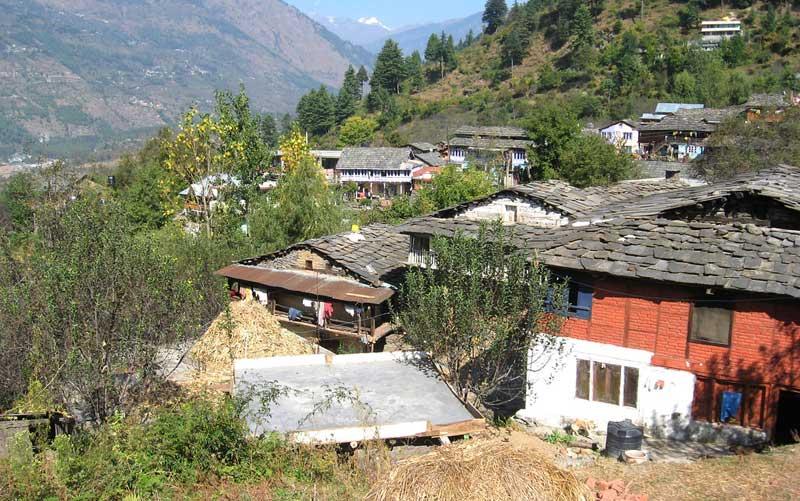 nagar village