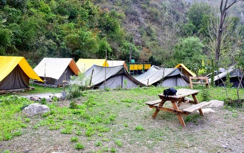 nainital camping