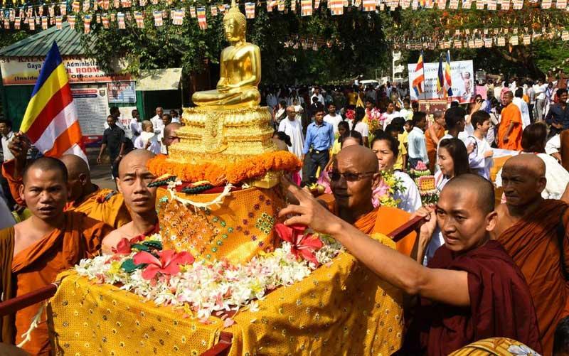 Buddha Jayanti in Darjeeling