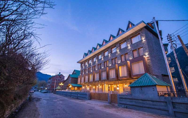 Coral Resort & Spa Manali