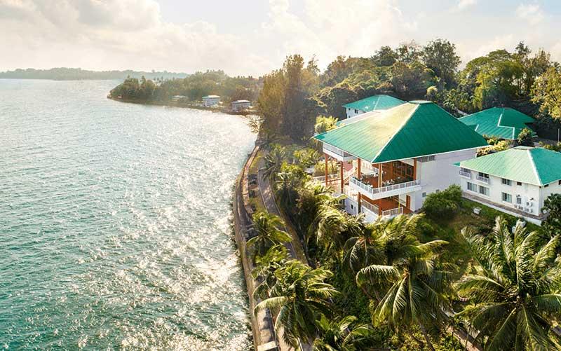 Fortune Resort Bay Island Elephant Beach