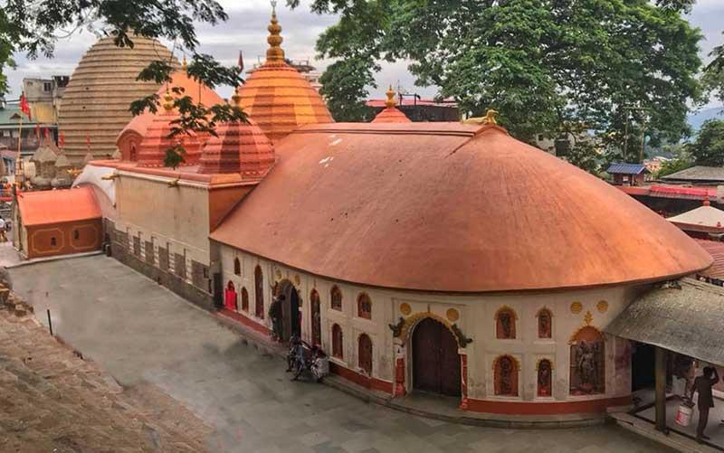 Kamkhya Temple, Assam