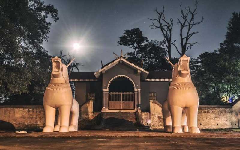 Kangla Fort, Imphal