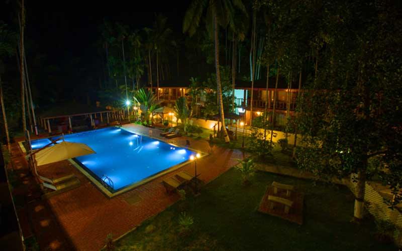 TSG Blue Resort, Radhanagar Beach